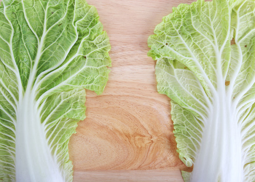 Cabbage Beats Chemo for Cervical Cancer