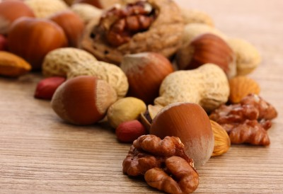 Eating More Antioxidant-Rich Nuts Improves Heart Health